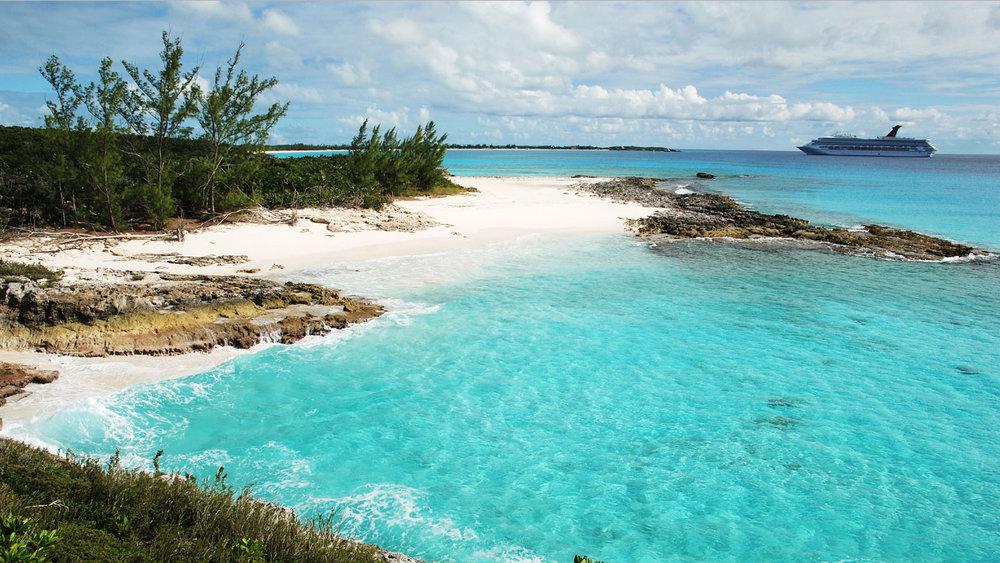 San Salvador Source:  My Out Islands
