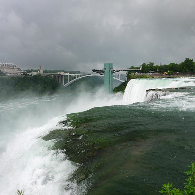 Fun Fact: Niagara Falls State Park is America's oldest state park. It was designed by Fredrick Law Olmsted, who is celebrated through the NPS with his own historic site located in Brookline, MA.