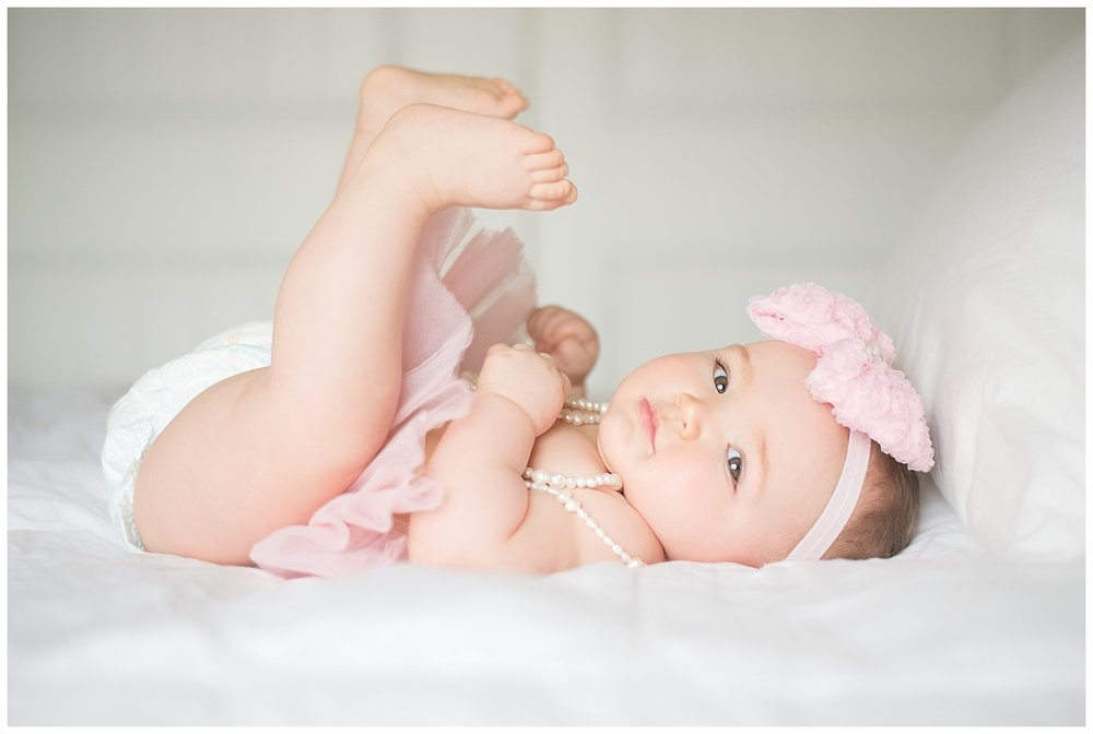 Baby Jocelyn | Janet Lin Photography