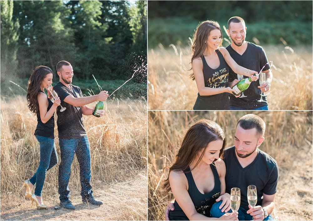Engagement | Janet Lin Photography