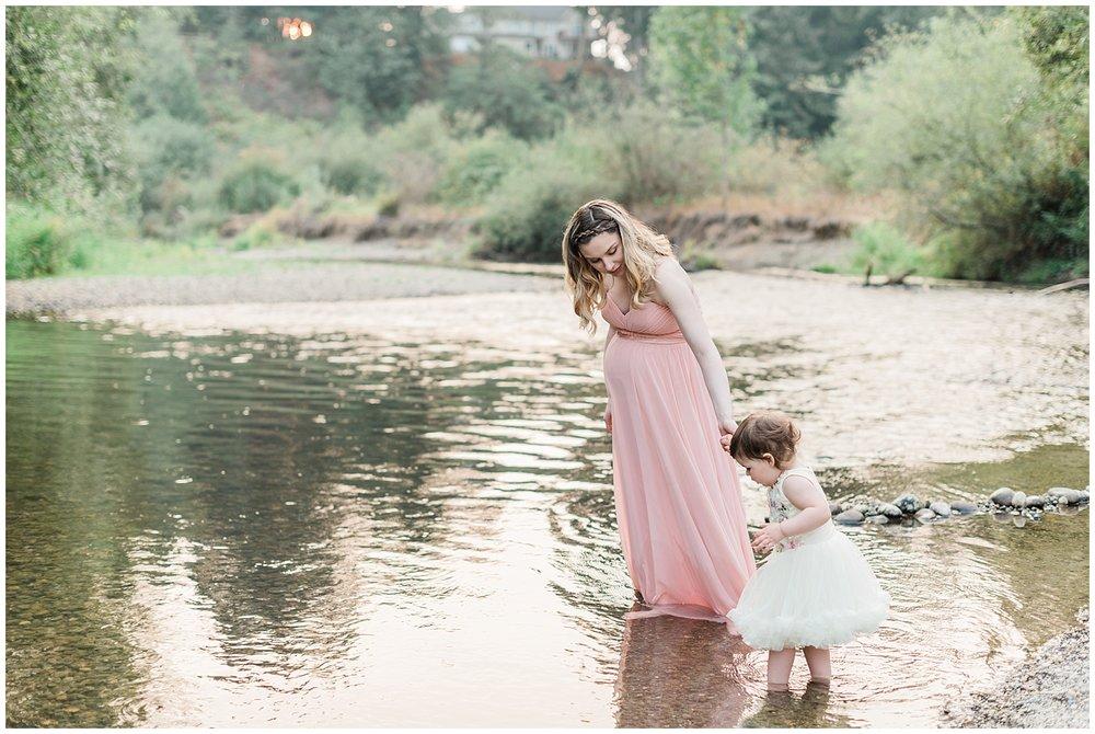 Olympia Maternity Photographer   Janet Lin Photography