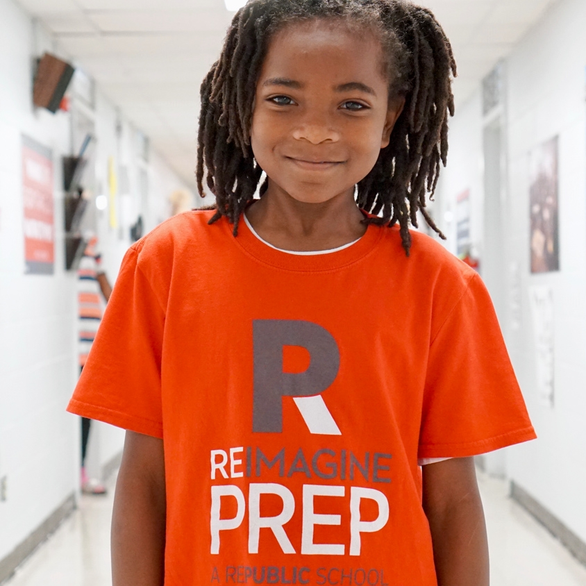 Reimagine Prep Learn More