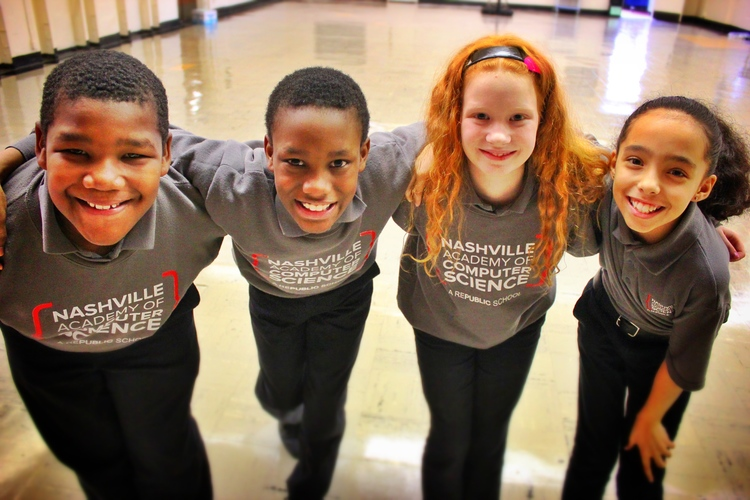 Nashville's charters produce jaw-dropping gains for scholars from all backgrounds.