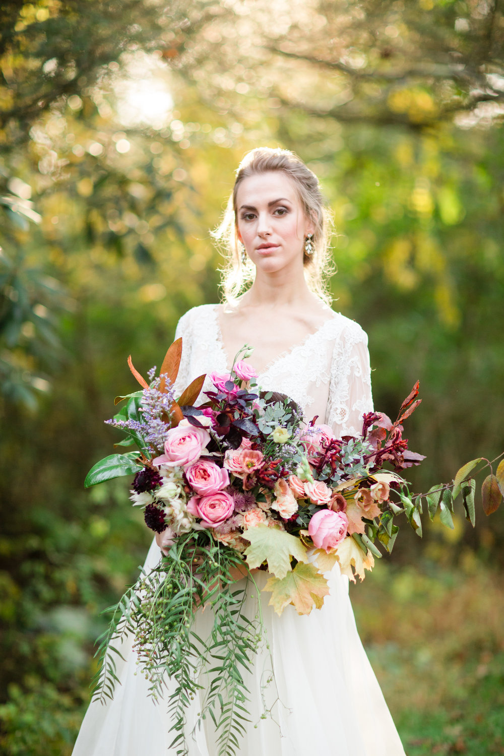 Bridal Bouquet by TEXTURE Florals | Photo: Asya Photography