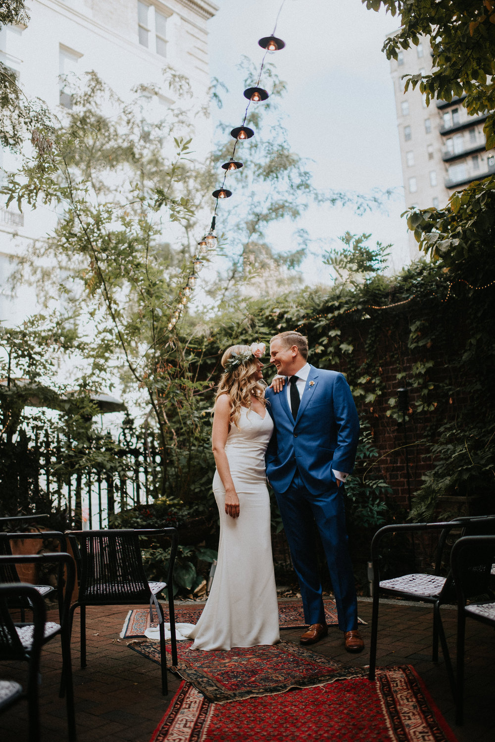 Summer Wedding by TEXTURE Florals | Photo: Pat Robinson