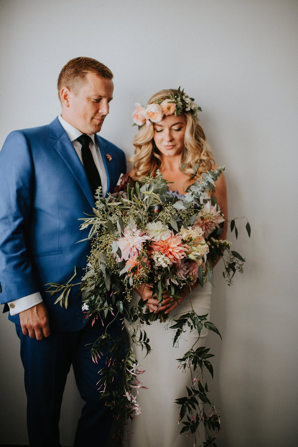Wedding Bouquet by TEXTURE Florals | Photo: Pat Robinson