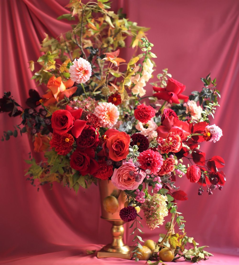Texture Florals Studio Styling Services