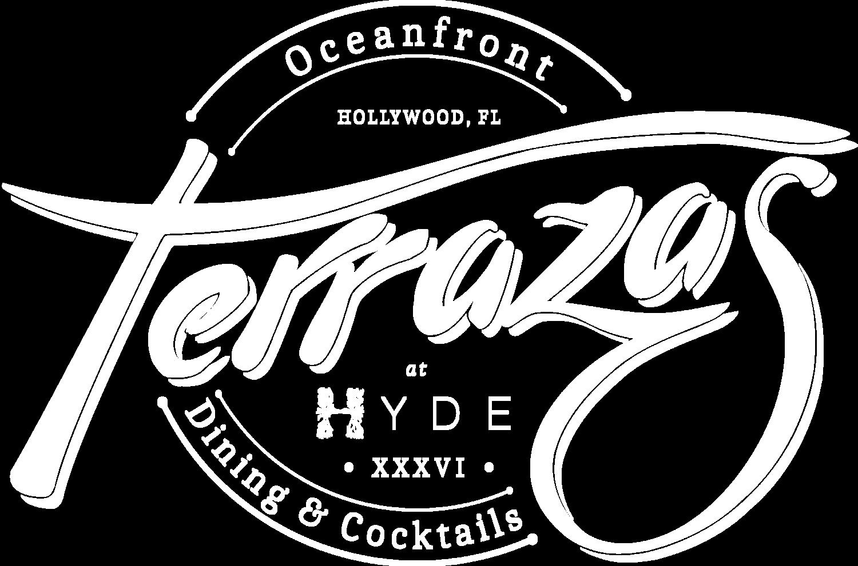 Terrazas Oceanfront Dining Cocktails Menus
