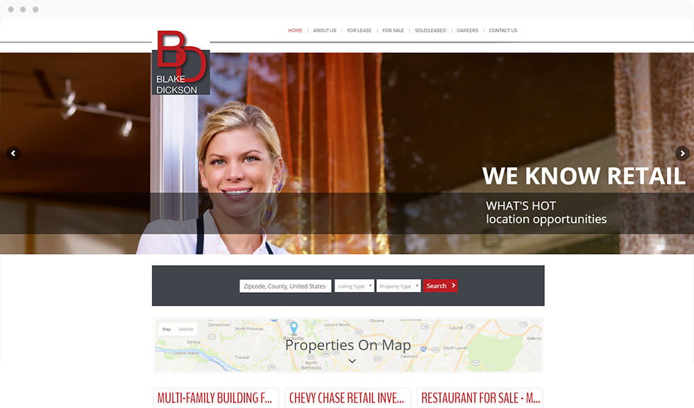 Blake Dickson (Washington, D.C.) -  Visit Website