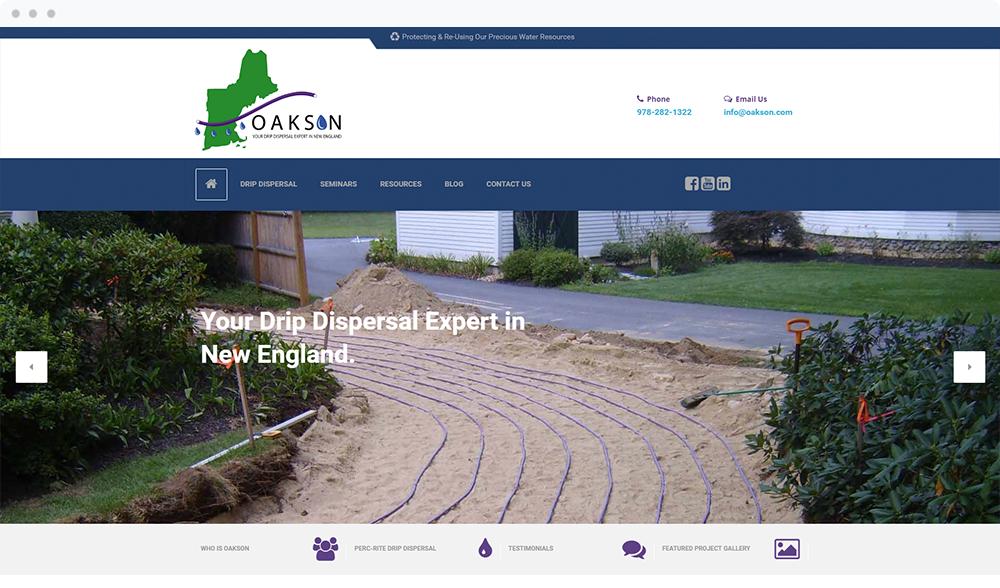 Oakson (Gloucester, MA) -  Visit Website