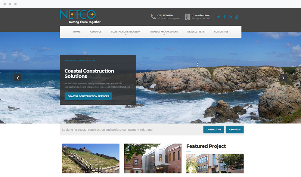 Netco (Lexington, MA) -  Visit Website