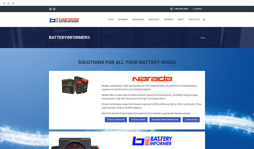 Battery Informer (Newton, MA) -  View Website