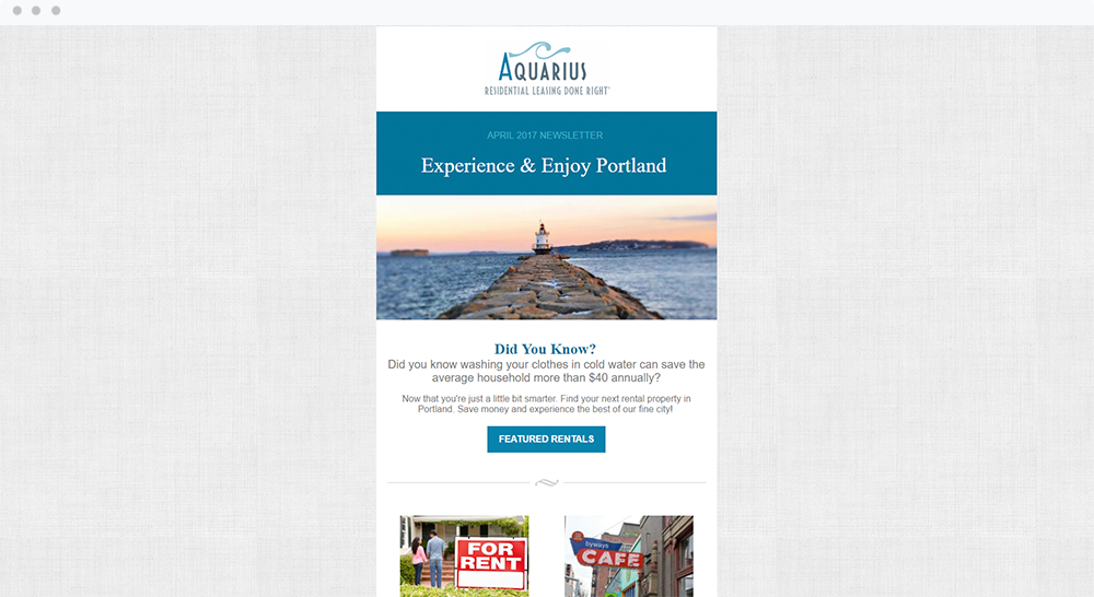 Aquarius Property Management, LLC (Portland, ME) - View Email