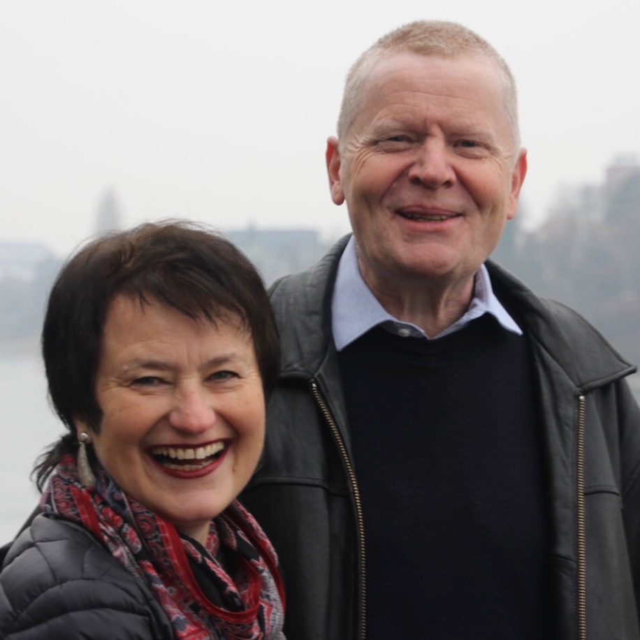 Robert & Edith Blum   (Debby's parents)  Robert and Edith are senior pastors of Zoe Life Center. Robert is a great bible school teacher and has pastored for over 25 years.   www.zoelifecenter.org