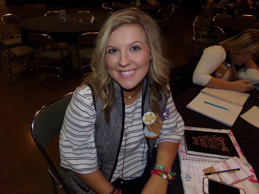 Recruitment and marketing Vice President- Jessi Blehar