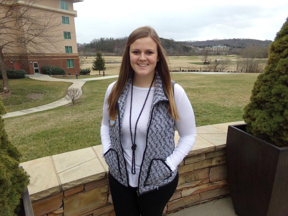 Membership Education Vice President- Katie Gipson