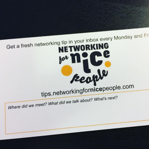 3 business card hacks you need to do networking for nice people business card hacksg colourmoves