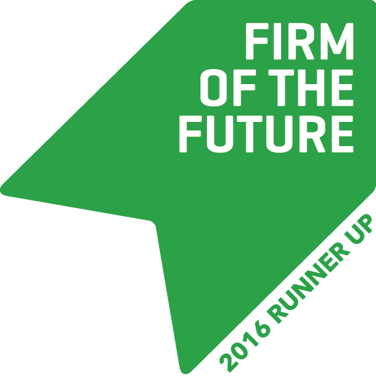 Xcelerate named runner-up for the Firm of the Future Contest. Read More!