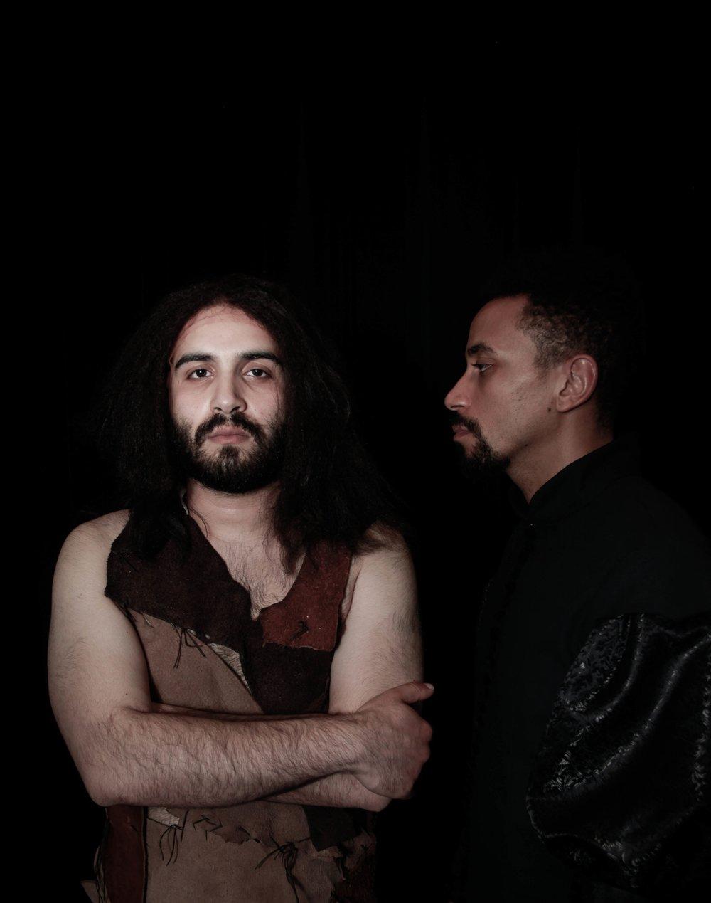 Adrian Tafesh & Allen Miller III Photo by Mike Hipple