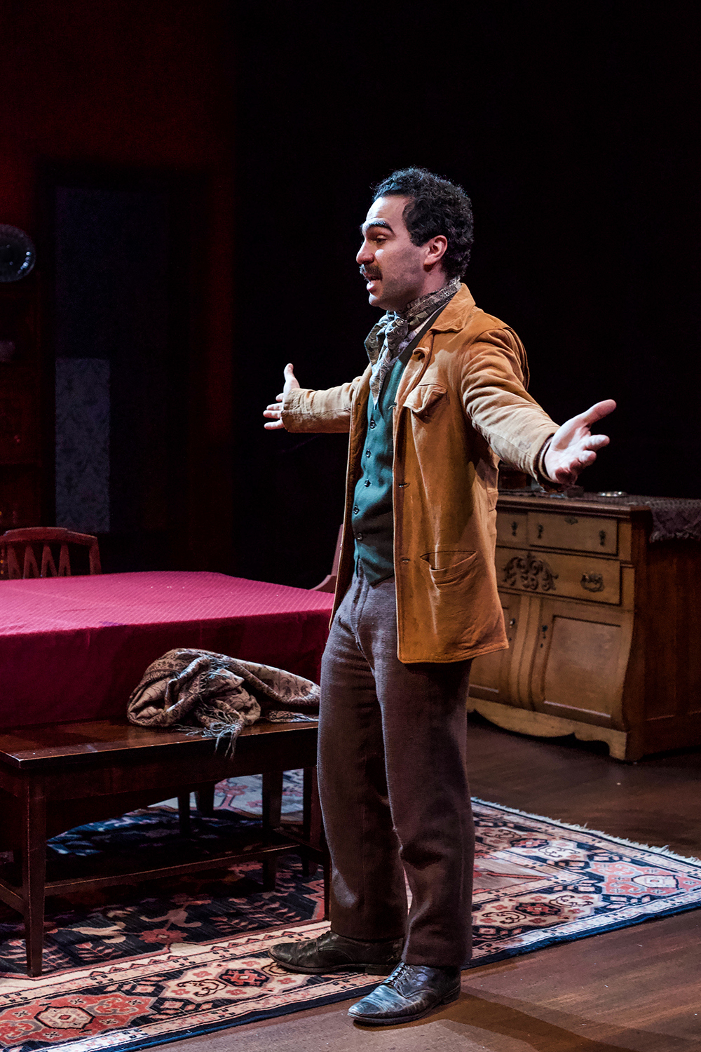 Phillip as Martin in RUTHERFORD AND SON