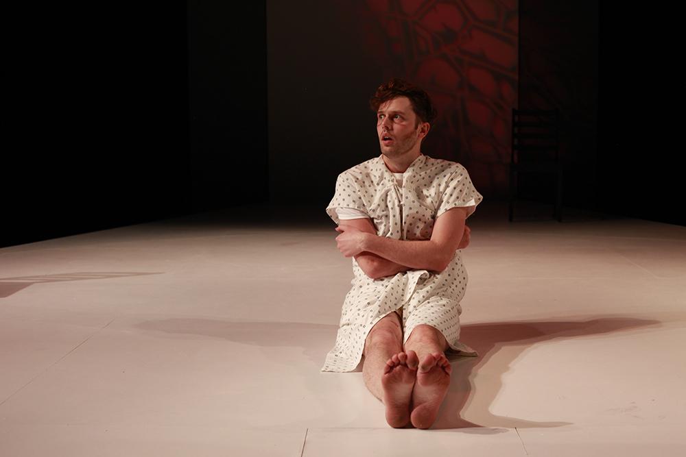 Taylor as Prior Walter in ANGELS IN AMERICA PART II: PERESTROIKA