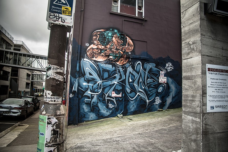 Auckland 2013