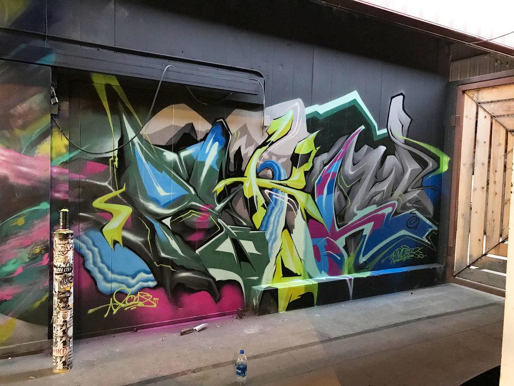 Downtown LA, 2018