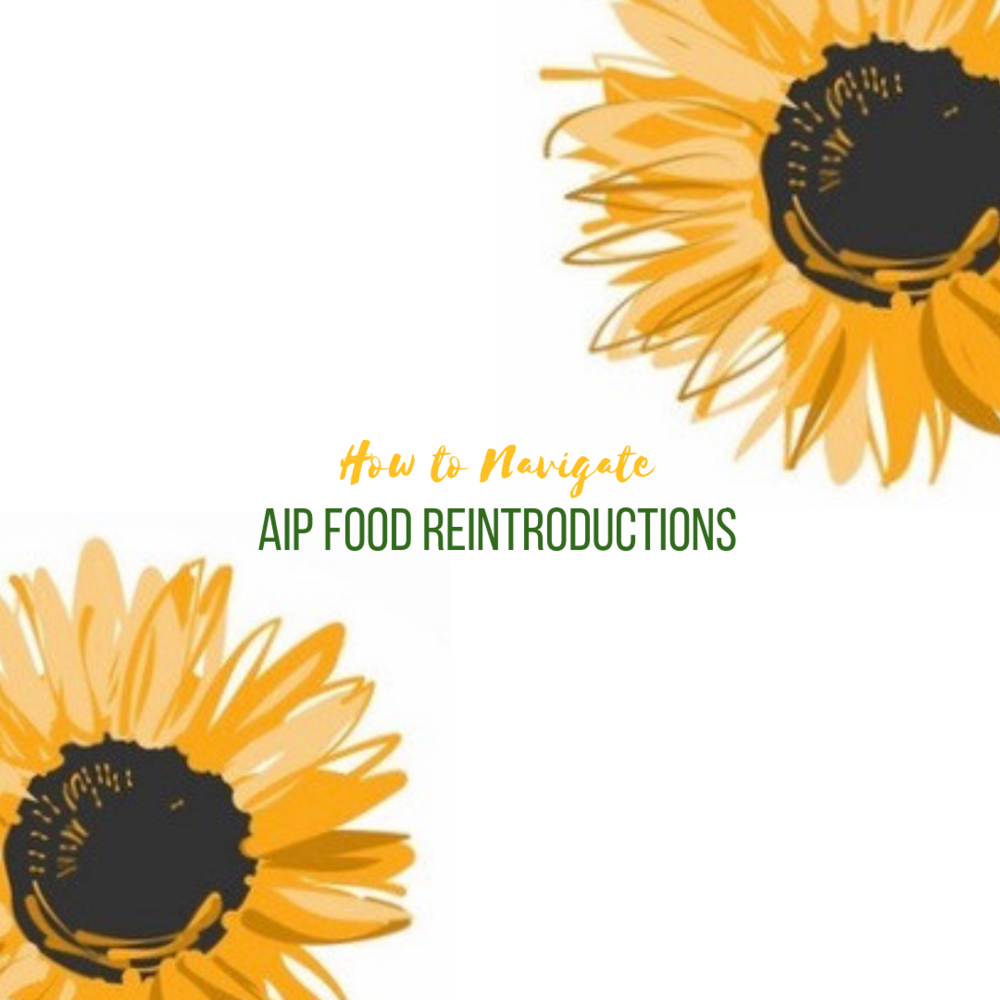 How to Navigate AIP Food Reintroductions