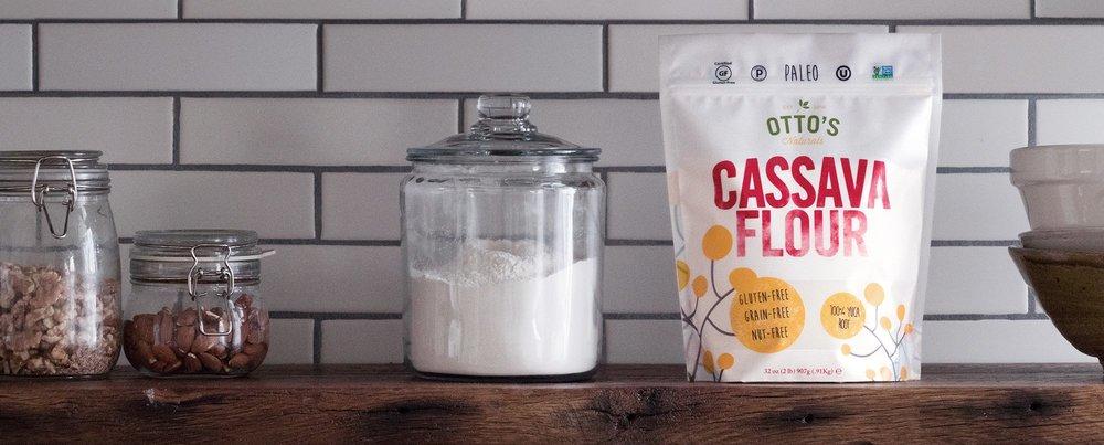 AIP Flour Alternative: Cassava Flour
