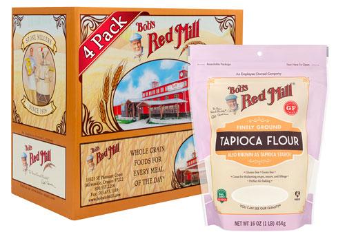 AIP Flour Alternatives: Tapioca