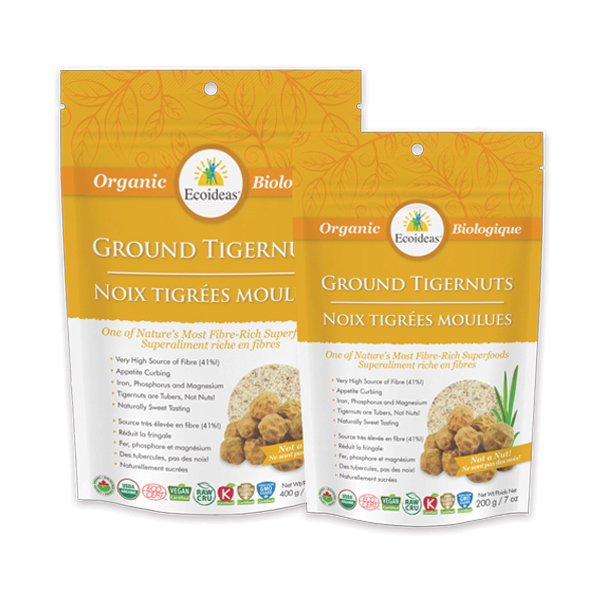 AIP Alternative Flours: Tigernut Flour