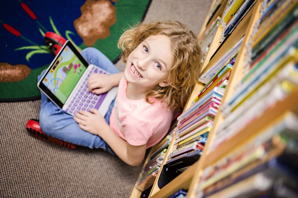 Without high speed, reliable internet, our kids and our libraries suffer.