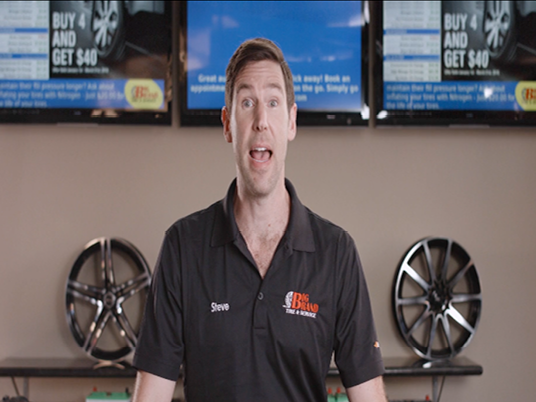 BIG BRAND TIRE & SERVICE-STARING CONTEST -