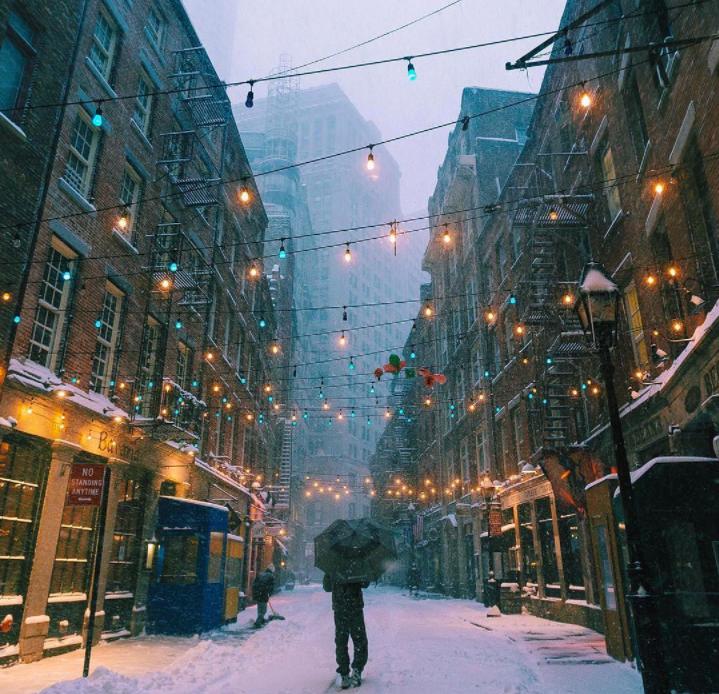 Stone Street  Image Credit: @jssilberman