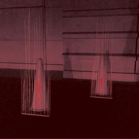 "Dimensionless Dimensions VI, 12x12"" , 2017"