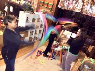 Dancing Scarves Atelier