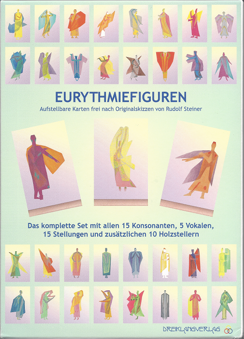 Eurythmy was a new art form created by Waldorf's founder, Rudolf Steiner