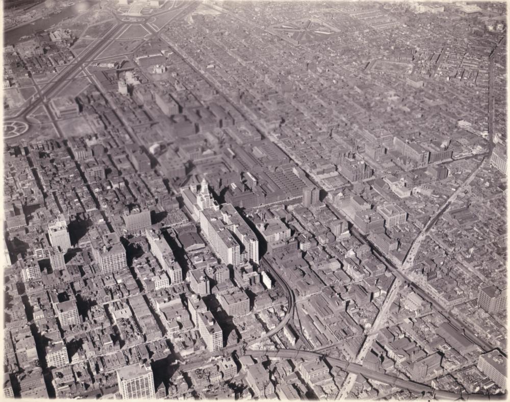 Dallin Aerial Survey Circa 1931.