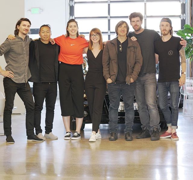 The best Industrial Design team in the bay. 💪🏻