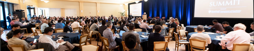 (2018 BrainMind Summit hosted at Stanford, photo courtesy of  John Werner )