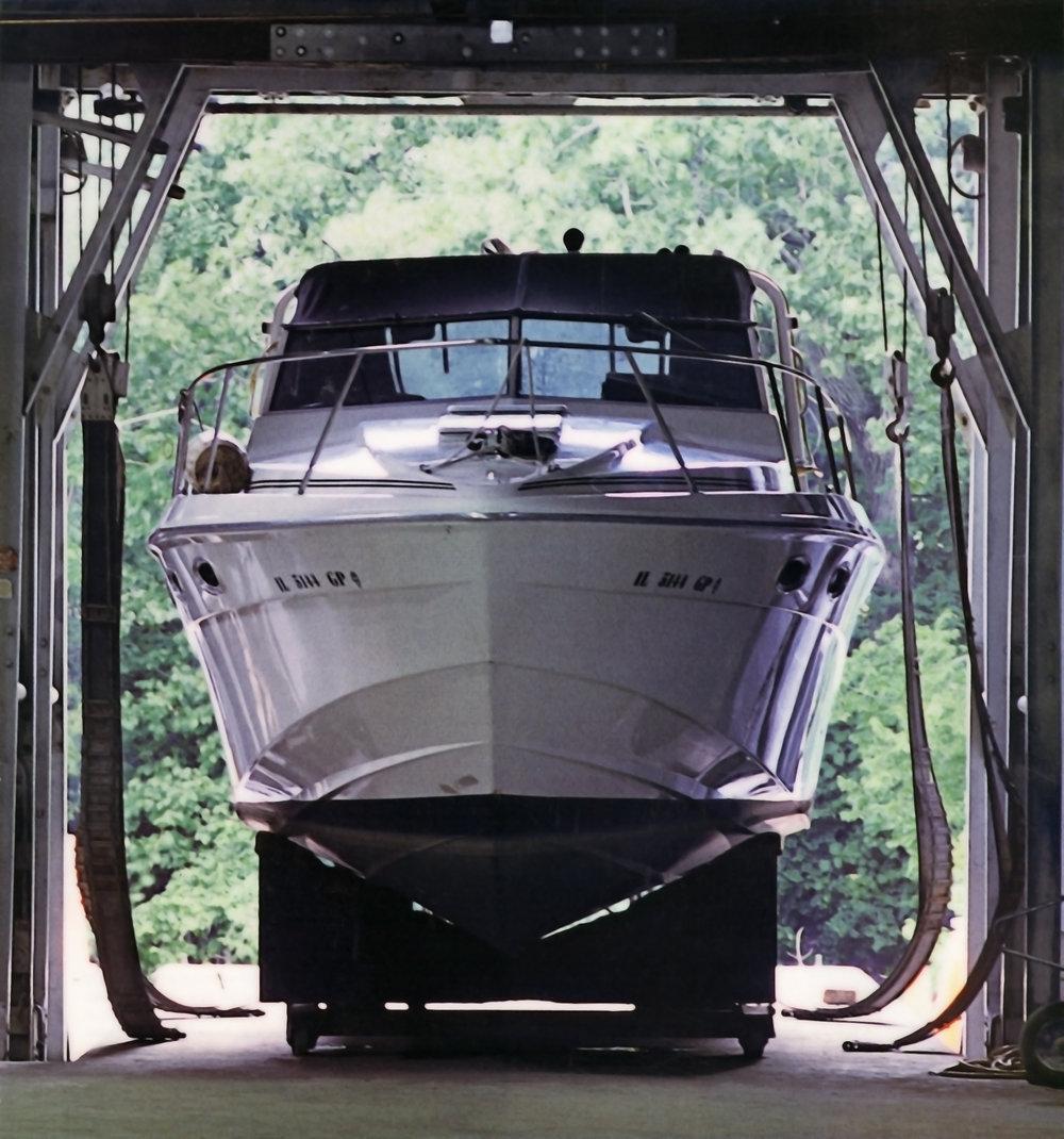 Goose Island Boatyard -