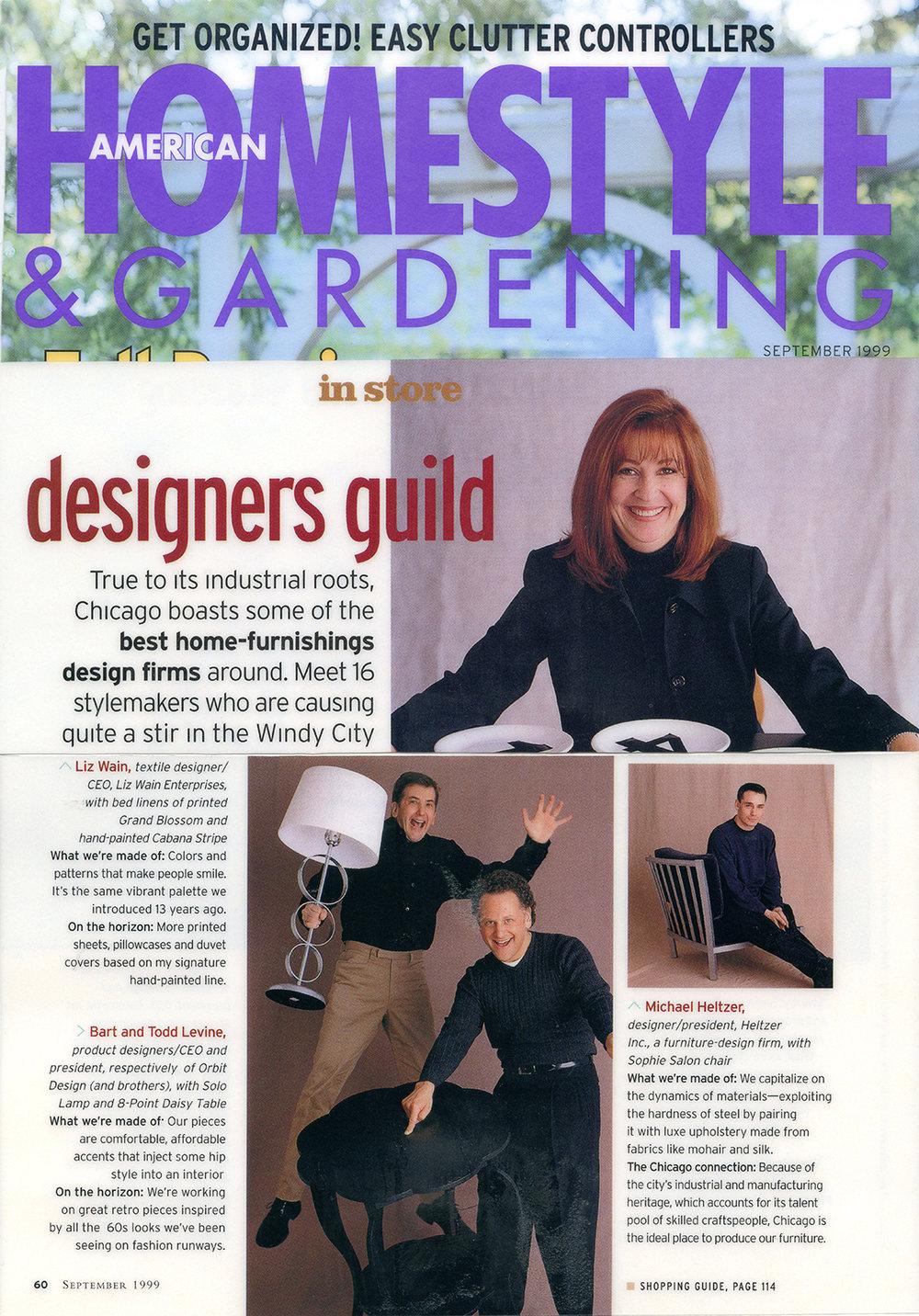 American Homestyle & Gardening