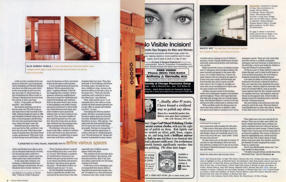 Chicago Tribune Magazine
