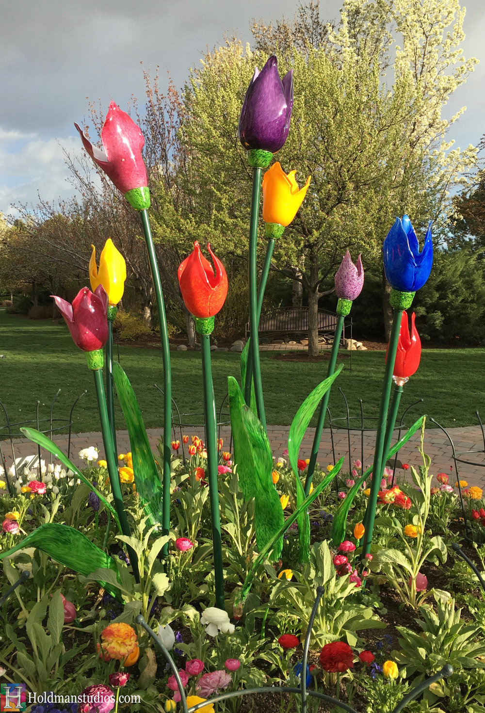Blown Glass_Ashton Garden Tulips 2.jpg
