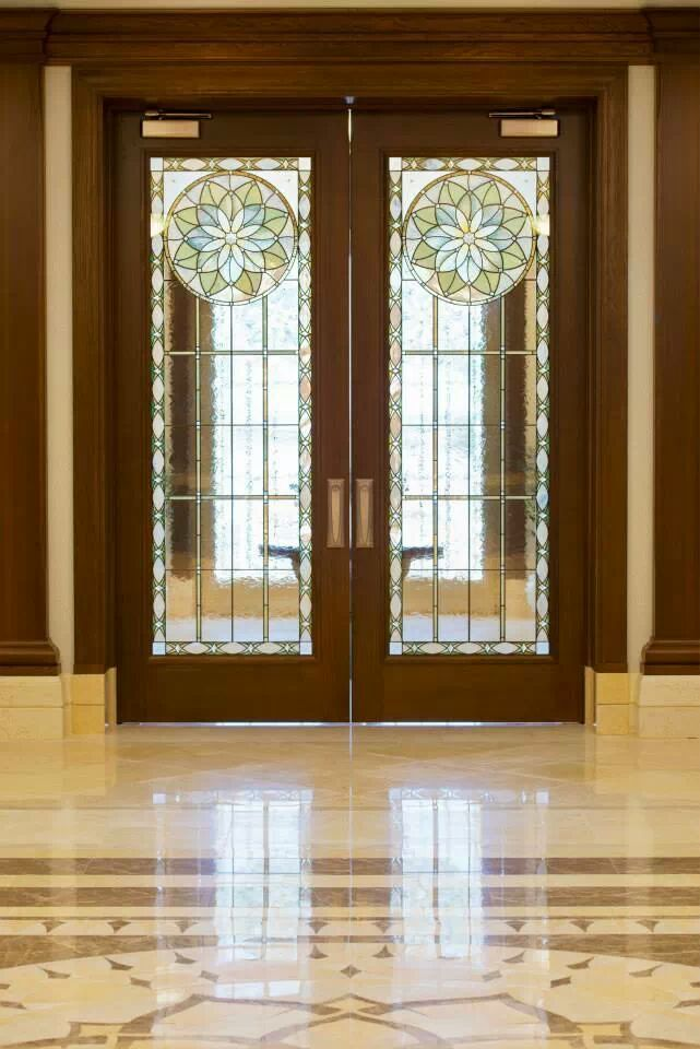 Holdman_Studios_Stained_Art_Glass_LDS_Mormon_Temple_Gilbert_Arizona_Agave_Plant_Entry_way_Doors.jpeg