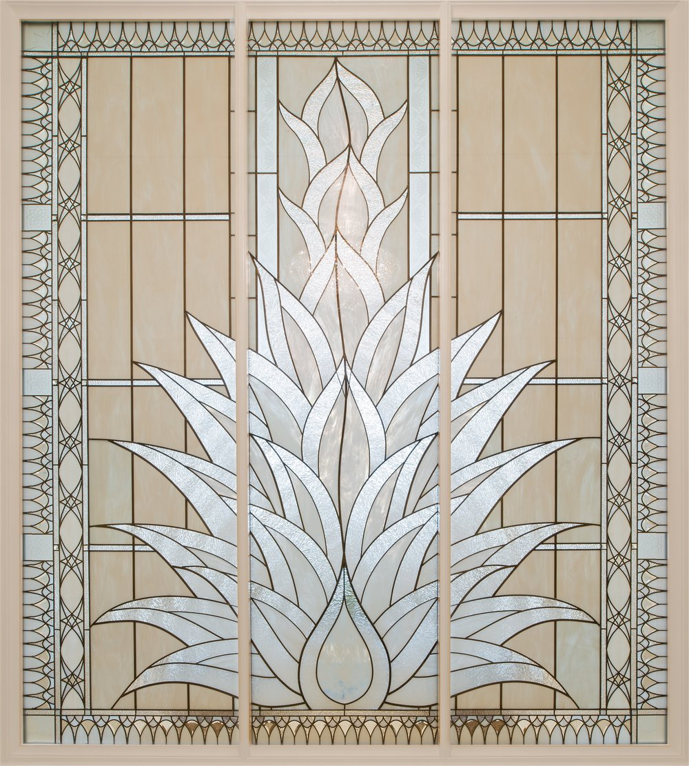 Holdman_Studios_Stained_Art_Glass_LDS_Mormon_Temple_Gilbert_Arizona_Agave_Plant_Celestial_Room_closeup.jpg