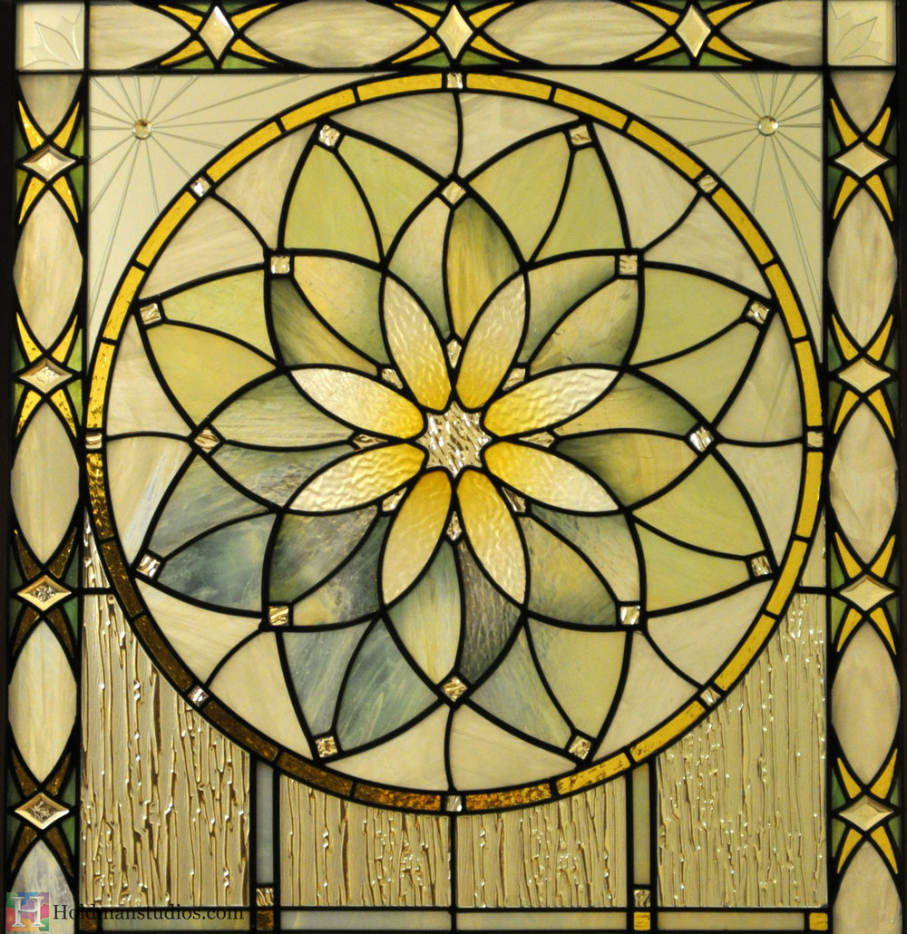 Holdman_Studios_Stained_Art_Glass_LDS_Mormon_Temple_Gilbert_Arizona_Agave_Plant_Sunbust.jpg