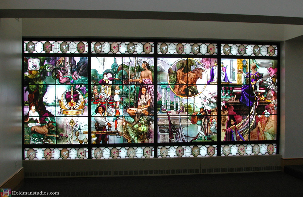 Stained Glass_Orem, Utah City Library.jpg