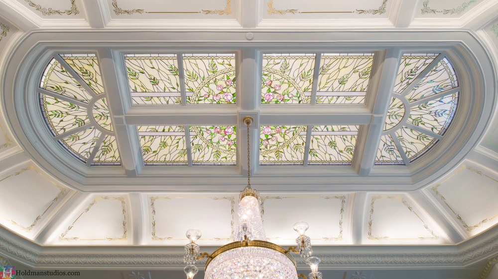 Holdman_Studios_Stained_Art_Glass_Payson_Utah_Temple_Apple_Blossom_Leaves_Skylight_Windows_Ceiling.jpg