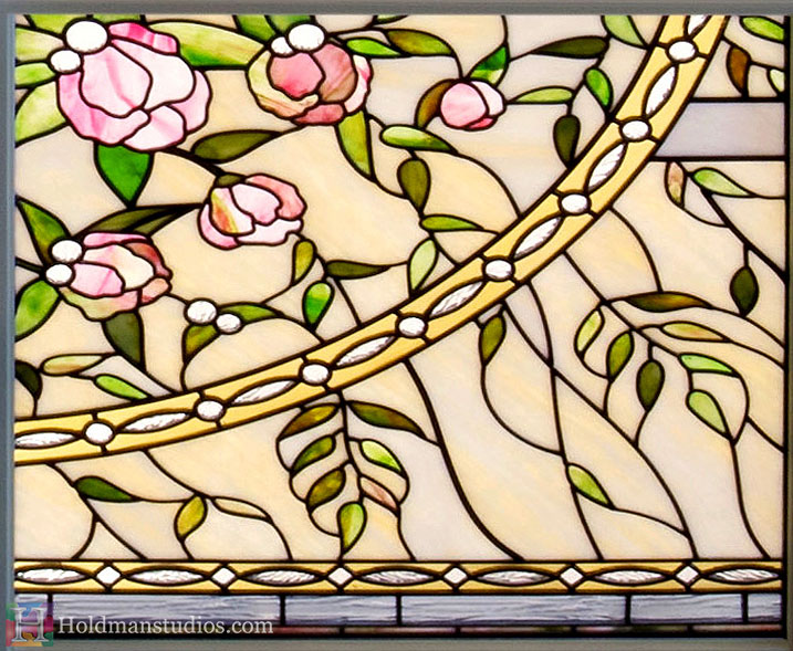 Holdman_Studios_Stained_Art_Glass_Payson_Utah_Temple_Apple_Blossom_Leaves__Sealing_Room_Skylight_Window_Crop.jpg